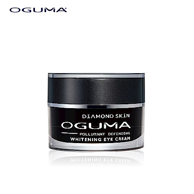 OGUMA水美媒  肌光鑽白眼霜15ml