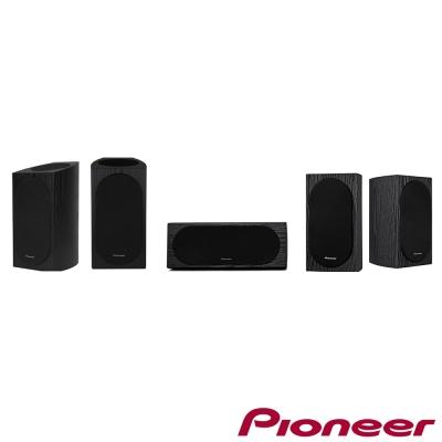 Pioneer先鋒 Andrew Jones認證 5.1.2天空聲道揚聲器組合(書架型)