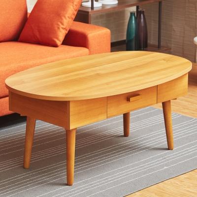 Bed Maker-恐龍蛋 收納升降茶几/餐桌/書桌/客廳桌100x60x43cm