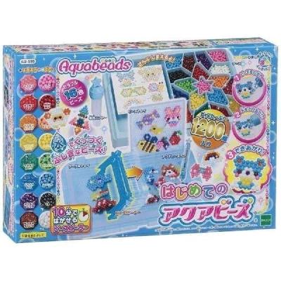 日本EPOCH夢幻星星水串珠 (含 刮鏟 盤 串珠筆 ) 原廠公司貨 EP79921