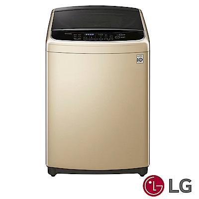 [無卡分期12期] LG樂金 16KG 變頻直立式洗衣機 WT-D178GV 星燦金