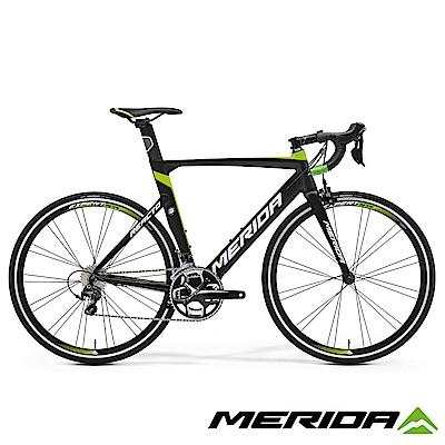 (無卡分期-12期)《MERIDA》美利達 低風阻跑車 銳克多 Reacto 500 綠/黑