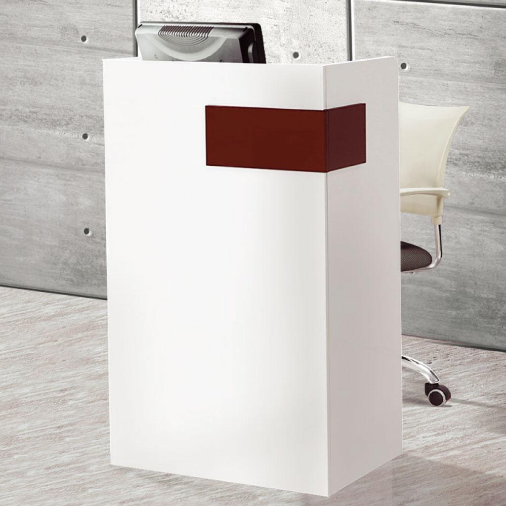 居家生活 伯塔利2尺白色多功能桌