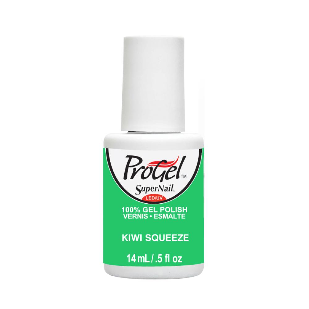 SUPER NAIL 美國專業光撩-81417 Kiwi Squeeze 14ml