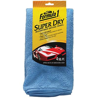 [快]Formula1加厚版極細纖維擦拭布25045