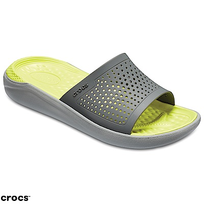 Crocs 卡駱馳 (中性鞋) LiteRide涼拖 205183-0DV