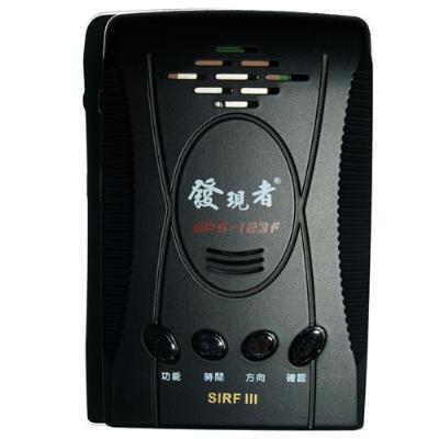 【發現者】GPS-123F衛星定位超速警示器