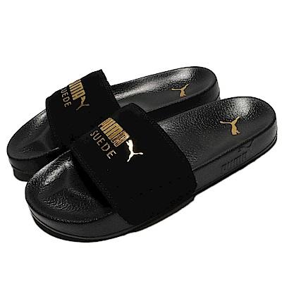 Puma 涼拖鞋 Leadcat Suede 女鞋 男鞋