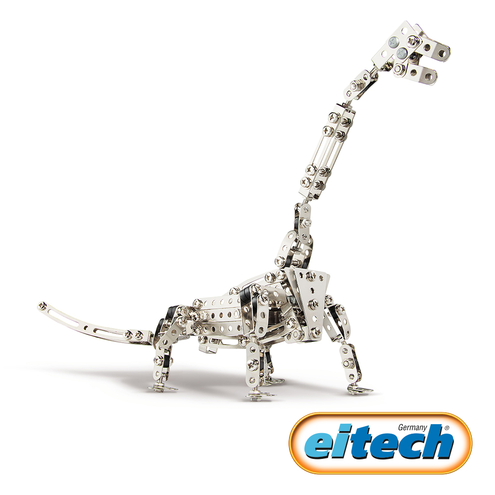德國eitech益智鋼鐵恐龍系列-腕龍 C97