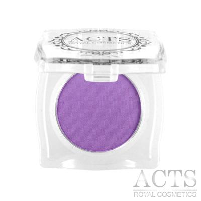 ACTS維詩彩妝 霧面純色眼影 正紫色A509
