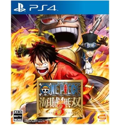 PS4航海王-海賊無雙3-亞洲中文版