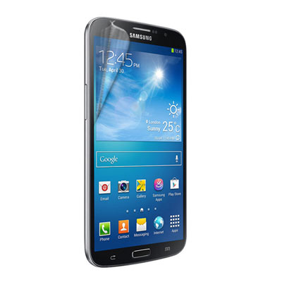 Samsung GALAXY MEGA 6.3吋 晶磨高光澤螢幕保護貼 螢幕貼