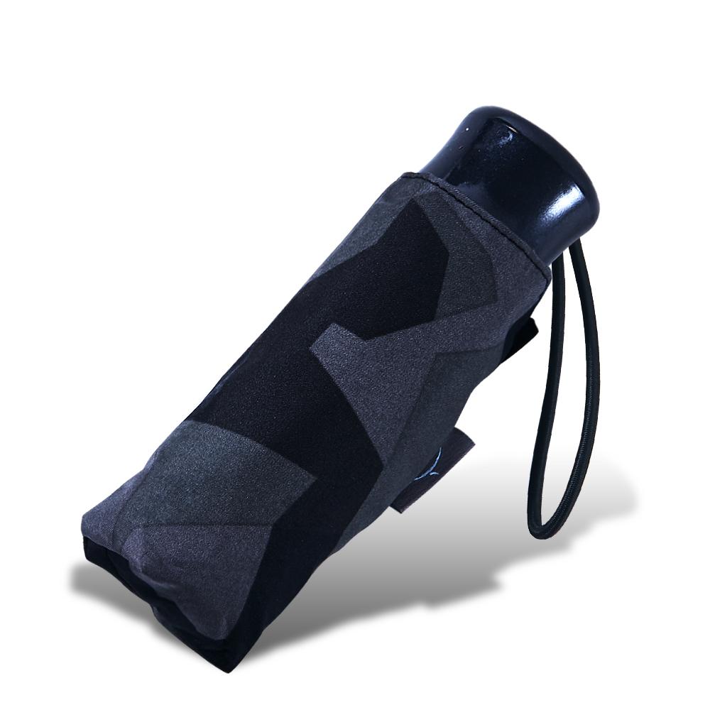 RAINSTORY迷彩拼圖抗UV迷你口袋傘