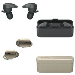 SONY 無線藍牙降噪真無線入耳式耳機 WF-100