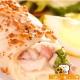 《極鮮配》起司雞肉捲 (150G±10%/2條入)任選 product thumbnail 1