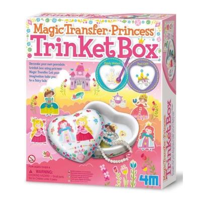 4M美勞創作 - 公主寶盒