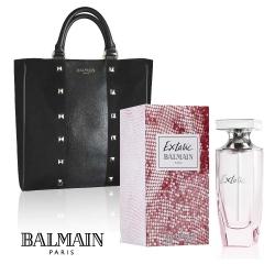 BALMAIN 甜美搖滾女性淡香水90ml(贈鉚釘托特包)