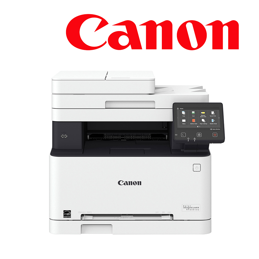 Canon imageCLASS MF632Cdw 彩色雷射多功能複合機 @ Y!購物