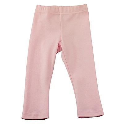 愛的世界 SUPERMINI 彈性鬆緊帶緊身長褲-粉紅/6~8歲