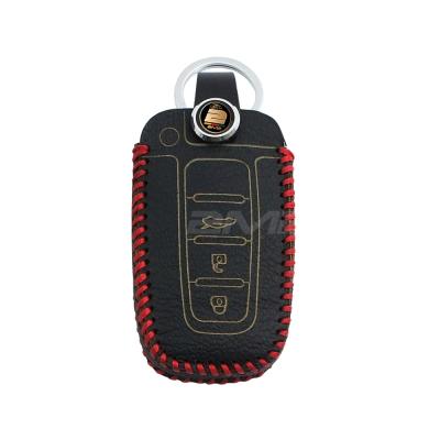 NEW 2M2 汽車鑰匙真皮套 HYUNDAI專用