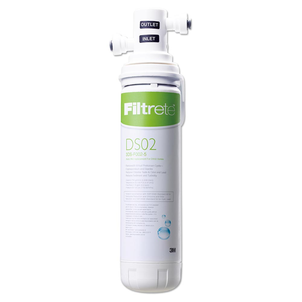 3M-全面級DS02 DIY淨水器組
