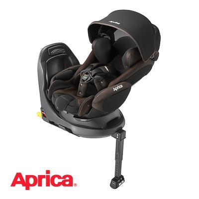 Aprica Fladea grow ISOFIX 平躺型汽車安全臥床椅