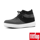 FitFlop TM-UBERKNIT TM SLIP-ON HIGH黑/炭灰