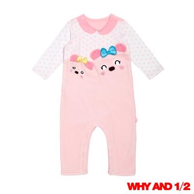 WHY AND 1/2 mini 棉質連身衣0~24M