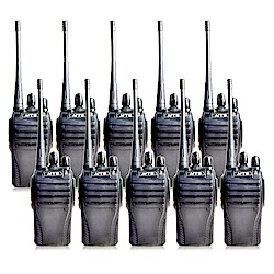 MTS C16 FRS UHF 業務型 無線電對講機 C-16 (10支裝)