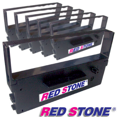 RED STONE for CITIZEN IR71收銀機色帶組(1組6入)紫色