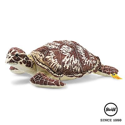 STEIFF德國金耳釦泰迪熊 - 烏龜 hawksbill turtle (動物王國)