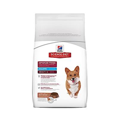 【希爾思Hills】成犬優質健康-羊肉與米配方15kg(小顆粒)