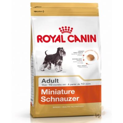 法國皇家-PRSC25雪納瑞成犬專用飼料3kg