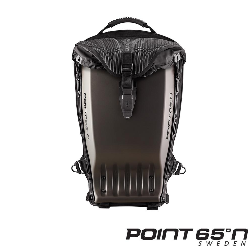 POINT 65 N Boblbee GTX 20L 馳聘無界旗鑑硬殼包 (霧面灰)
