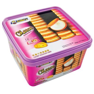 Julies茱蒂絲 乳酪三明治餅乾(504g)