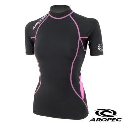 AROPEC 機能型短袖壓力衣女款