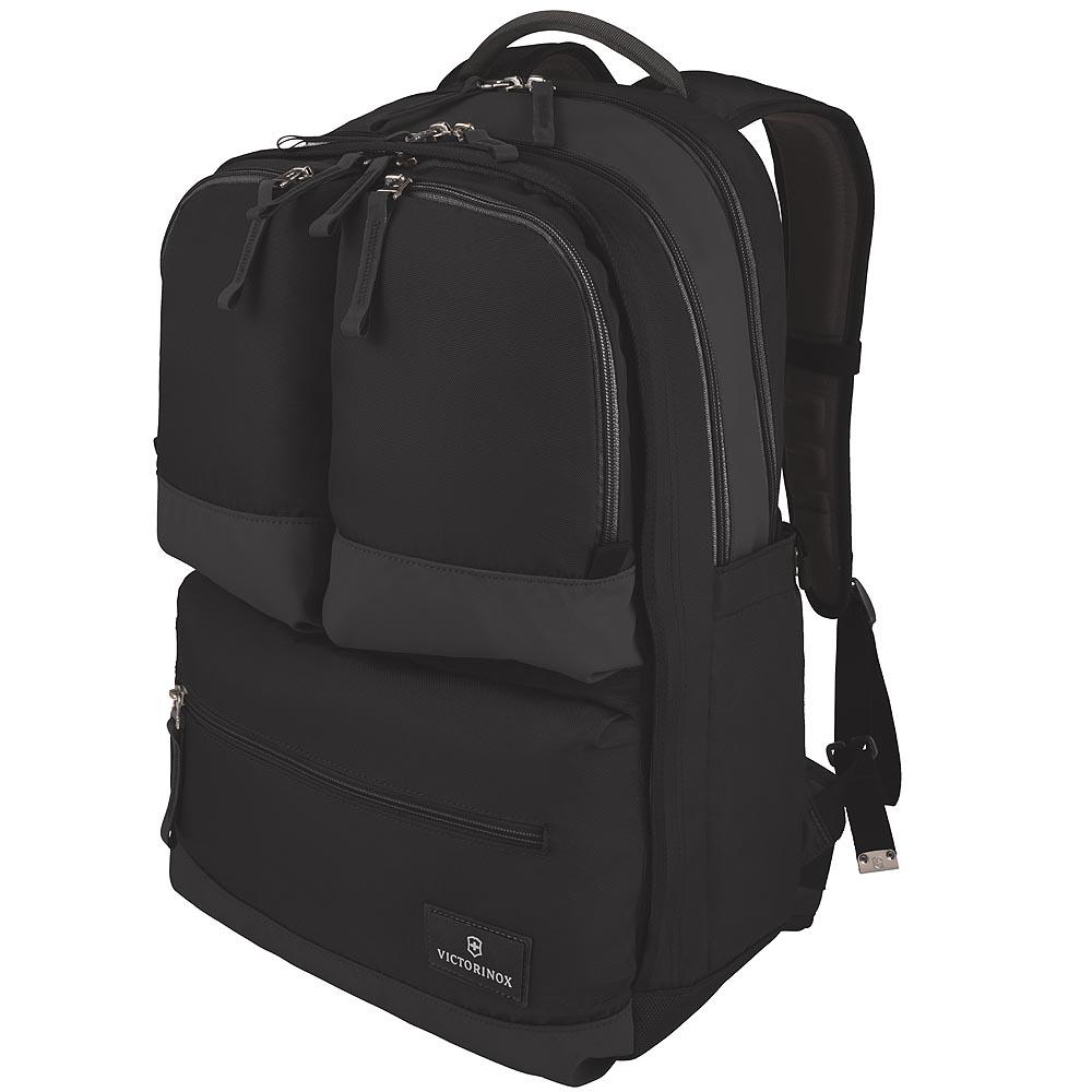 Victorinox Altmont 3.0 17吋豪華多夾層電腦後背包-黑