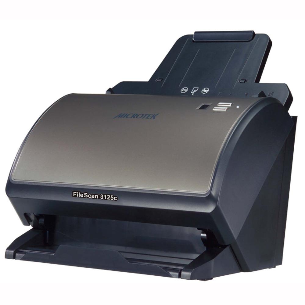 全友Microtek  FileScan DI 3125c 雙面文件高速掃描器