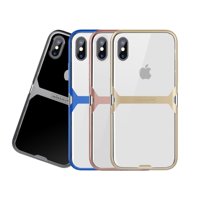 NILLKIN Apple iPhone X 晶盾保護殼