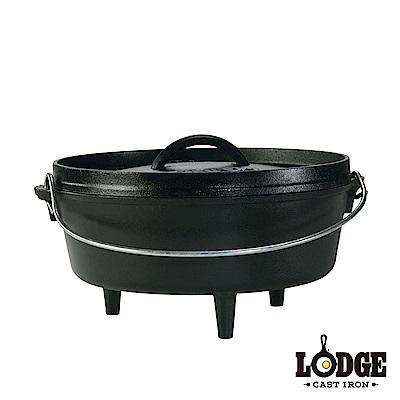 Lodge 鑄鐵戶外荷蘭鍋 4Q