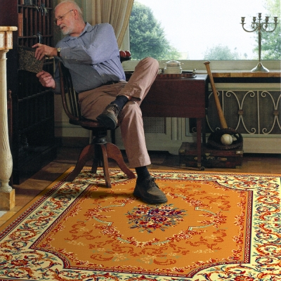 范登伯格 - 米樂 進口地毯 - 香郁 (棕 - 150 x 220cm)