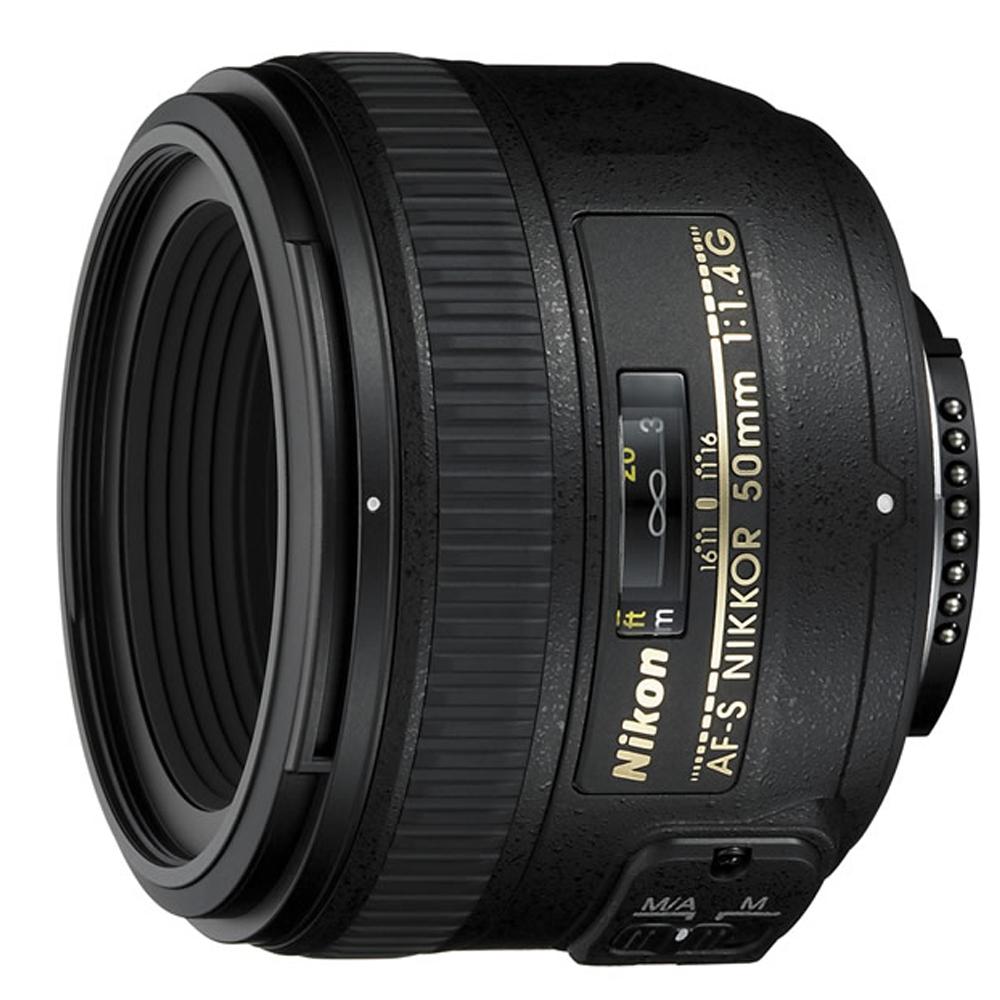 Nikon AF-S NIKKOR 50mm F1.4G (平輸)