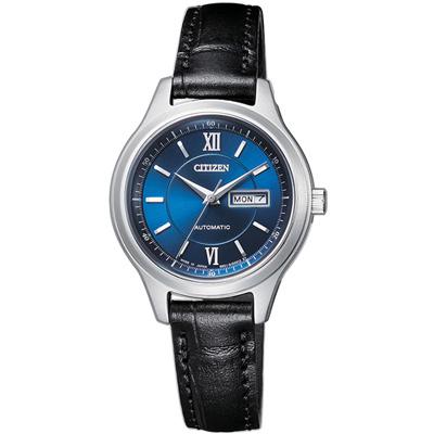 CITIZEN星辰嶄新風範限量機械女腕錶(PD7150-03L)
