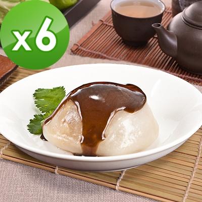 樂活e棧-素肉圓+五醬任選(6顆/袋,共6袋)-素食可食