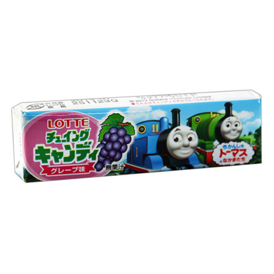 Lotte樂天 湯瑪士條糖(20g)