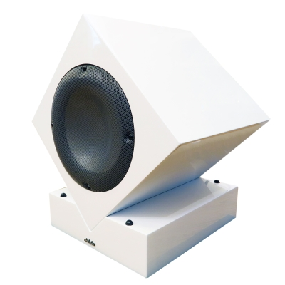 Audiofan SUB-1000 菱形主動式超低音