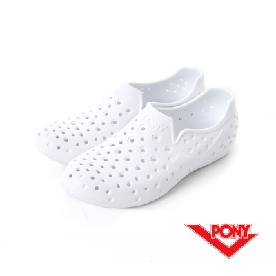 【PONY】中性-TROPIC D2 舒適水陸兩用鞋-白