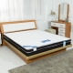 時尚屋 英式3尺單人雙色三線獨立筒彈簧床墊-