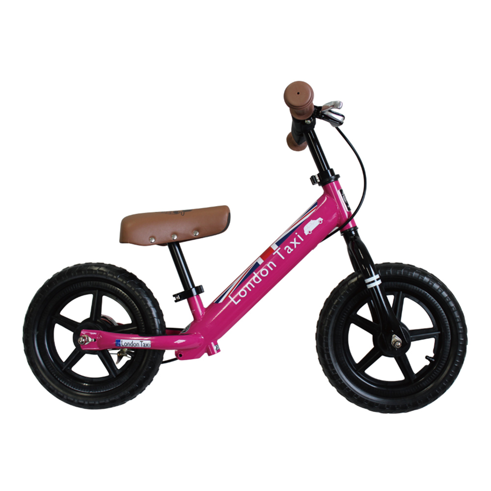 英國London Taxi KickBike幼兒平衡滑步車 桃紅 @ Y!購物