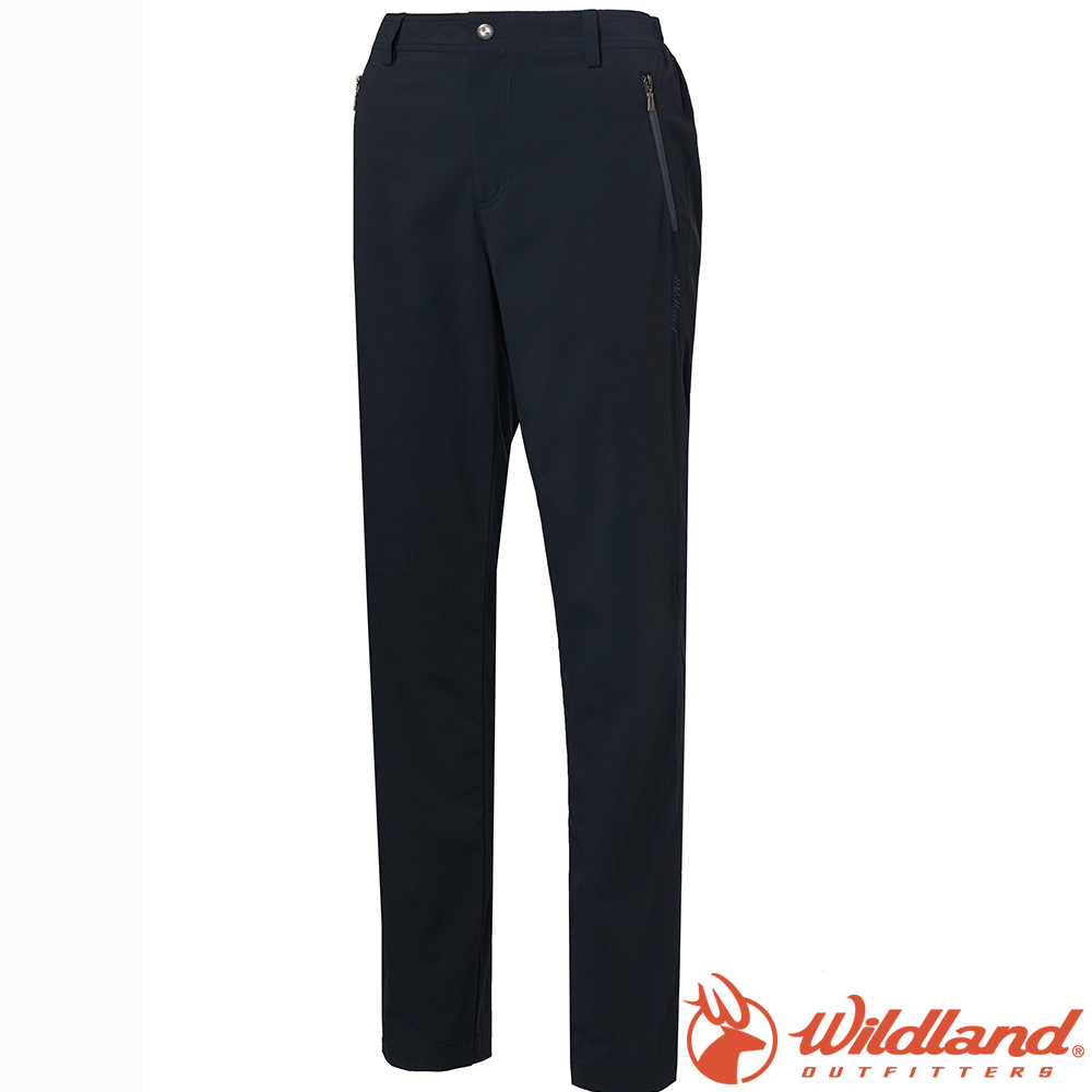 Wildland荒野 0A61301-95鐵灰 女彈性輕薄抗UV長褲
